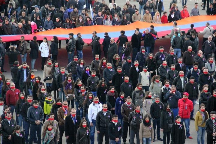 В Москве пройдет митинг в память о жертвах геноцида армян