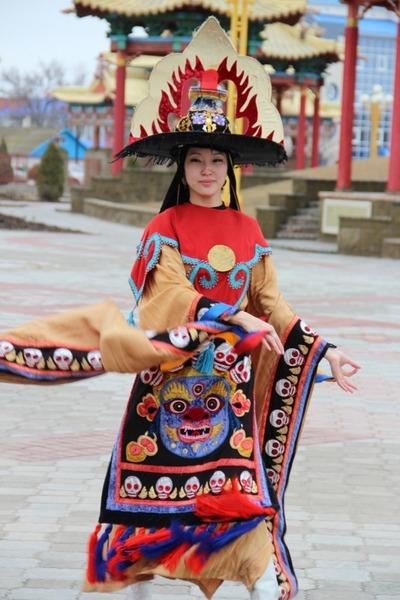 В Элисте объявили дату праздника Цаган Сар