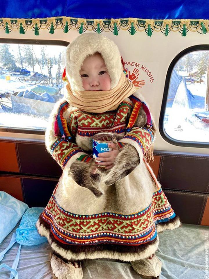 Маленьких тундровиков готовят к поступлению в школу на Ямале