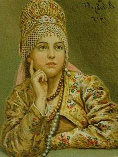 Русский  костюм: живая традиция