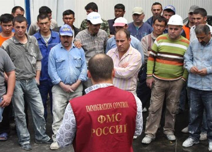 Федерация мигрантов: Платная амнистия нелегалов принесет в бюджет до 100 миллиардов рублей