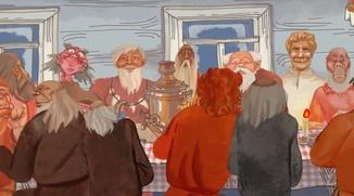 В Удмуртии выбрали лучшие финно-угорские мультфильмы