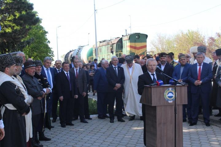 Годовщину возвращения карачаевцев на родину отметили в Карачаево-Черкесии