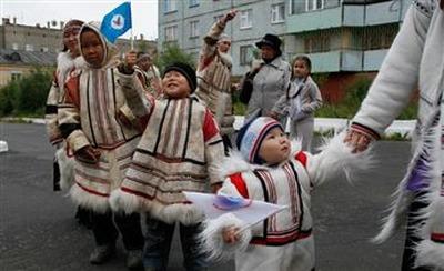 """День народного единства жители Таймыра встретят """"Сибирским хороводом"""""""