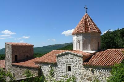 """Армянский праздник """"Вардавар"""" состоится в монастыре Сурб Хач в Старом Крыму"""