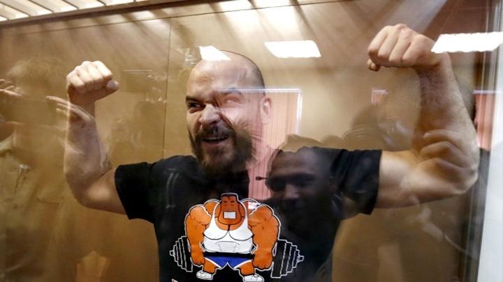 Прокуратура попросила приговорить Тесака к пяти годам лишения свободы