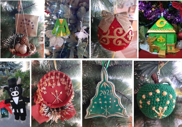 Лучшие новогодние игрушки в этностиле выберут в Адыгее