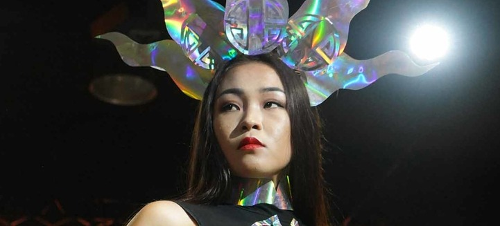 Лучшего этнодизайнера назвали на фестивале моды в Иркутске