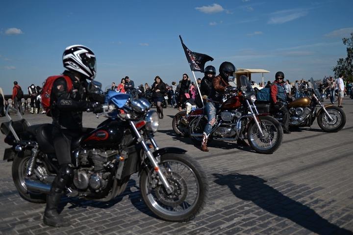 Задержать этническую группировку в Москве помогли байкеры