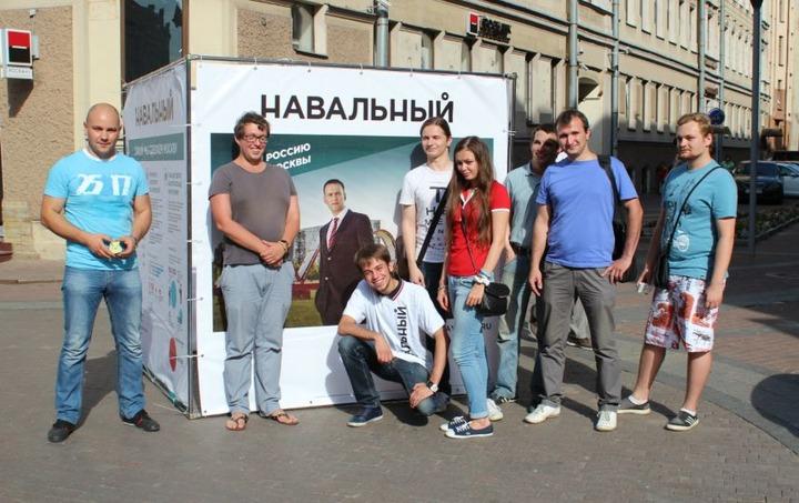 """В своей предвыборной кампании Навальный называет нелегальную миграцию  одной из главных """"московских бед"""""""
