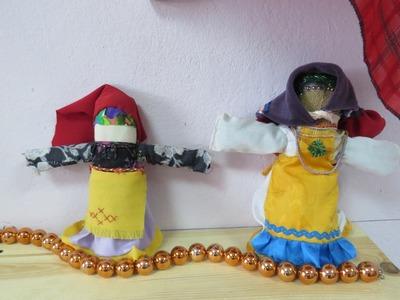 Куклы из Быги