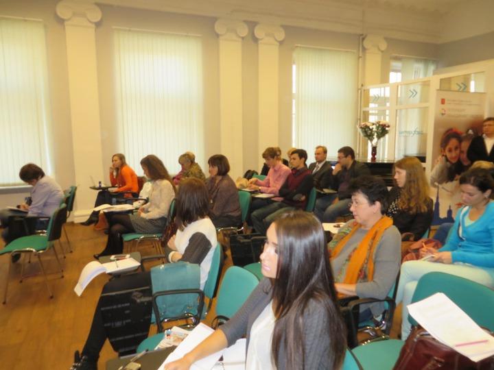 """В Санкт-Петербурге прошел семинар """"Национальный вопрос"""" для журналистов и студентов"""