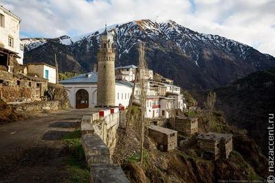 Пострадавшую от лавины древнюю мечеть в Дагестане могут передать в федеральную собственность