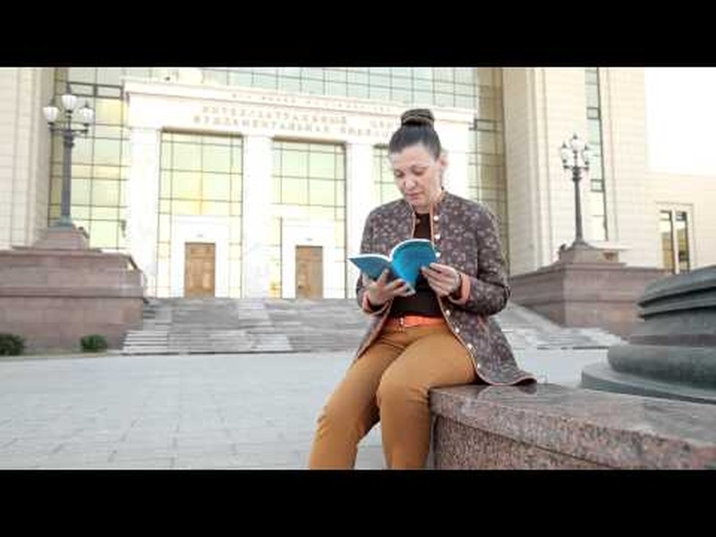 "Акция ""Навстречу родному Слову"", Маргарита Лянге"