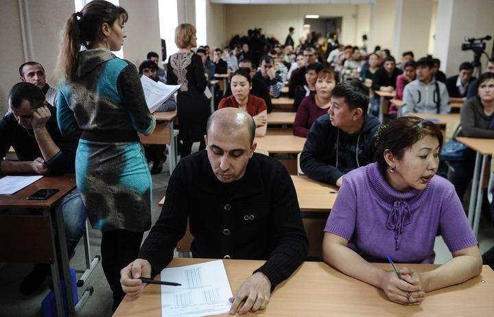 ФМС предложит отменить экзамен для мигрантов из ДНР И ЛНР
