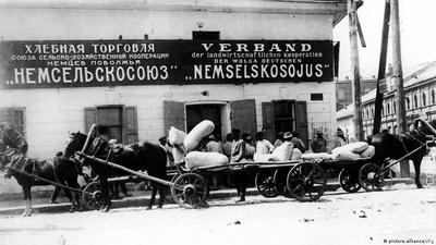 В Красноярске начали публиковать архивы с именами репрессированных поволжских немцев