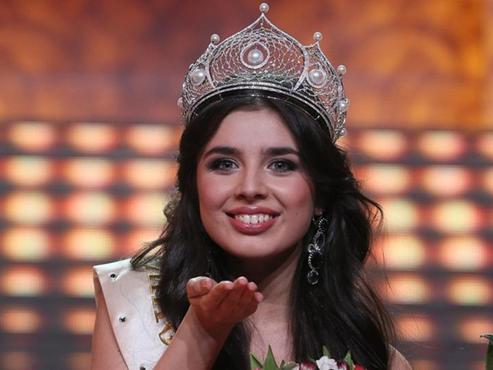 Мисс Россия 2013: Моя мама русская, а папа - татарин