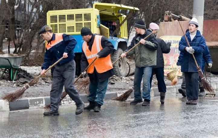 Устроившие в Санкт-Петербурге забастовку мигранты до сих пор не получили зарплату