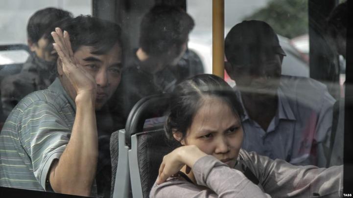 С начала года из России выдворили более 2,5 тысяч мигрантов