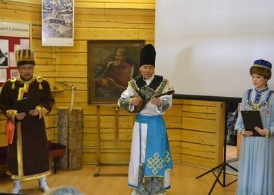 На Алтае отпраздновали  155-летие сказителя Николая Улагашева