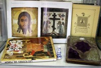 """Книжно-иллюстративная выставка """"Мы – славяне"""" открылась в Ставрополе"""