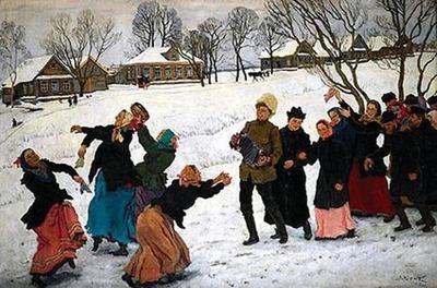 Кировчан зазывают на славянские игрища