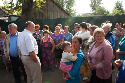 Жители поселка в Брянске потребовали выселения соседей-цыган