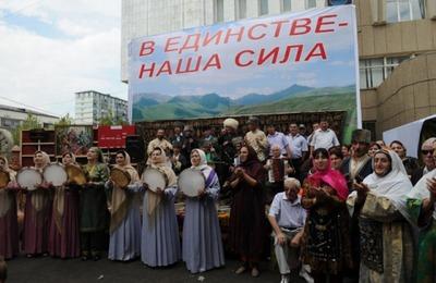 День единства народов Дагестана объявлен в республике выходным