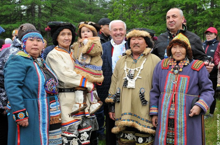 Хабаровские эвены выступили против строительства газового завода в месте их проживания