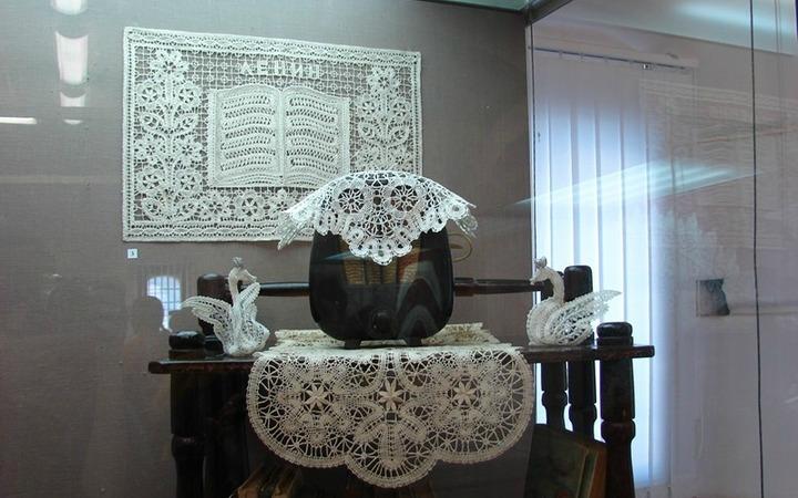В Рязани открылась выставка елецких кружев
