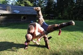 Медвежьей борьбой отметят День коренных народов в Ханты-Мансийске