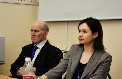 В МГУ обсудили этническое медиапространство