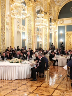 Путин вручил премию за вклад в укрепление единства российской нации