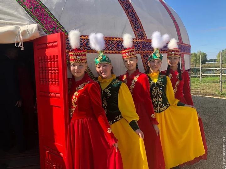 Парк дружбы народов открылся в Самаре