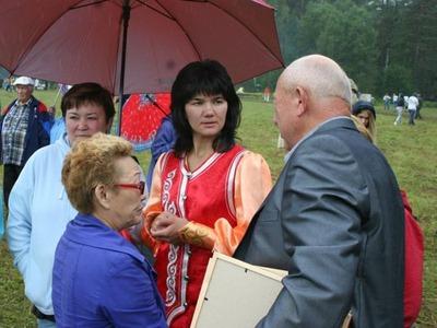 Ассоциацию коренных народов Алтая возглавила представитель тубаларов