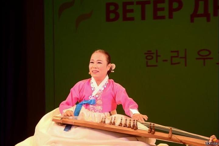 """""""Теплый ветер дружбы"""" знакомит сахалинцев с корейской культурой"""