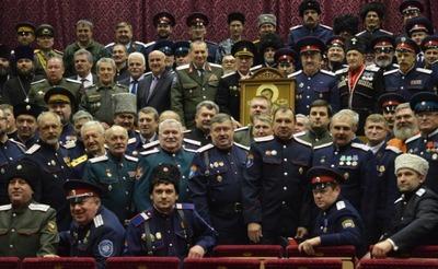 Казаки обсудили насущные проблемы на Большом круге в Москве