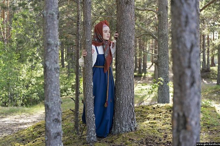 В Петрозаводске покажут трансформации традиционного северного костюма