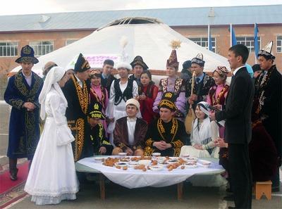 Самарские казахи отпраздновали Наурыз