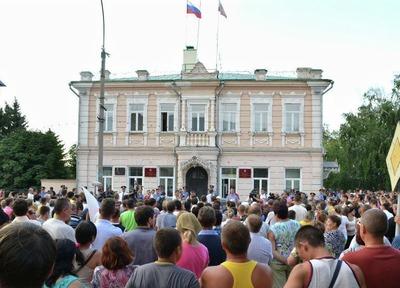 Россия без пугачевщины
