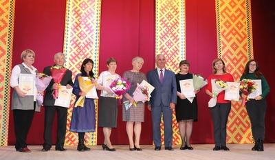 Лучшим деятелям коми-пермяцкого искусства вручили дипломы