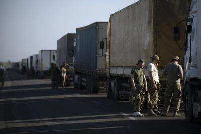 МИД России пожалуется на блокаду Крыма в международные организации