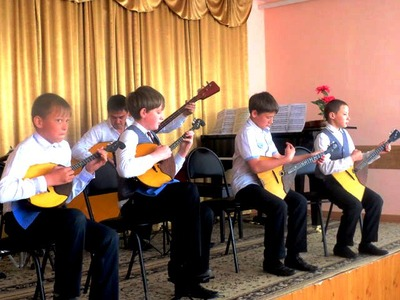 В Марий Эл проходит республиканский конкурс исполнителей на народных инструментах
