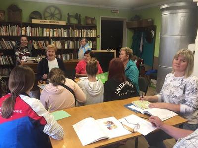 Жители Ленобласти учат пословицы на вепсском языке
