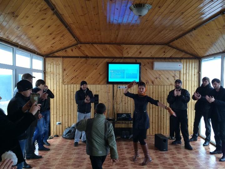 В Чечне состоялся фестиваль национальных культур