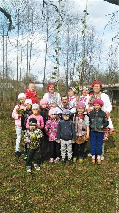 Марийский обрядовый праздник отметят концертом и выставкой в удмуртской деревне