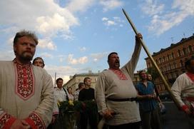 СМИ: Ставропольских неоязычников заподозрили в наемничестве на Украине