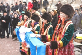 Иркутские буряты будут отдыхать в первый день Сагаалгана