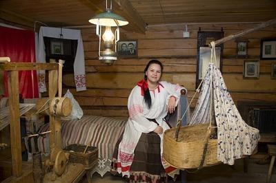 Культуру ингерманландских финнов покажут в ленинградской этнодеревне