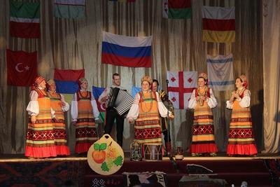 В смоленском Рославле провели фестиваль национальных культур